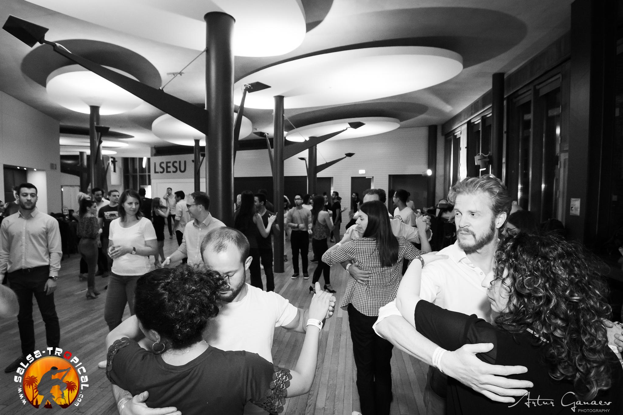 Salsa Tropical_Bachata night(Sept. 2019)